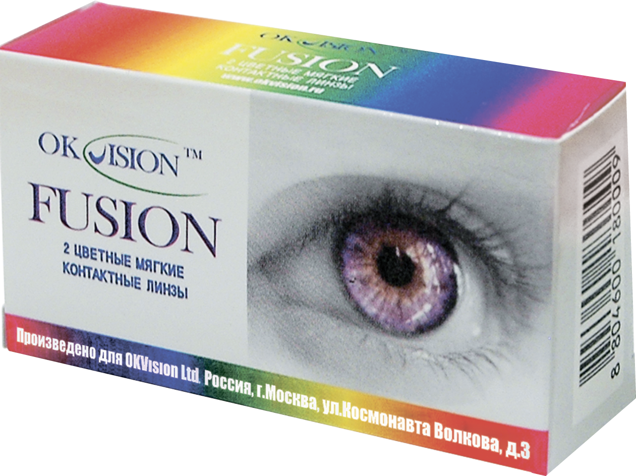 OKVision Fusion (fancy) (1уп=2шт)